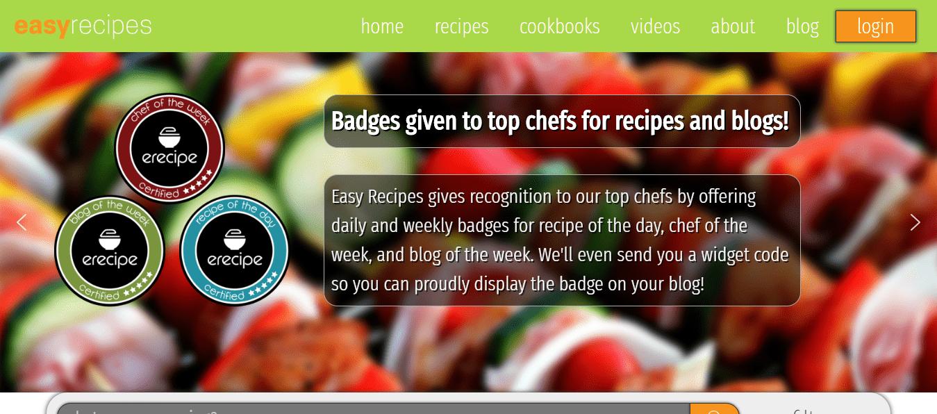 easyrecipes