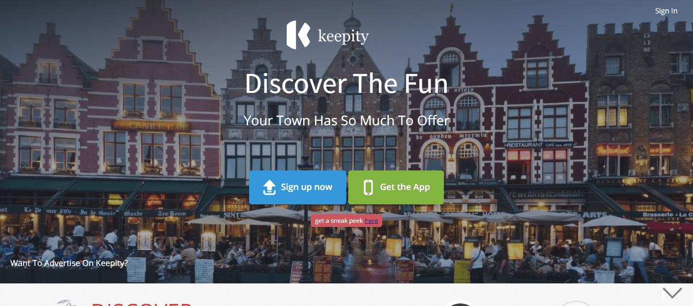 keepity